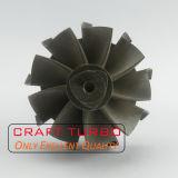 Asta cilindrica della rotella di turbina di Gt1749V 434533-0009 per 717858-0009