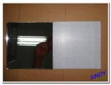 3mm - 6mmの引き戸、キャビネット、ワードローブ、家具のためのビニールによって支持される安全ミラーガラス