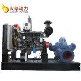 큰 수용량 800m3/H 높은 교류 관개 펌프를 가진 디젤 엔진 수도 펌프 세트