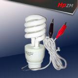 Lâmpada de economia de energia espiral DC12V