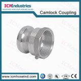 Di alluminio il tipo della pressofusione un accoppiamento dell'adattatore del Camlock/Camlock