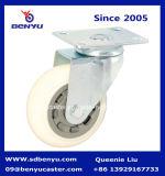 Rotella girevole di nylon della rotella della Cina, rotella a uso medio industriale della rotella girevole