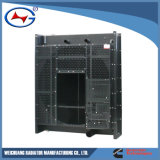 Radiador de aluminio de la calefacción de Rdiator del radiador del generador Kta38-G2-5