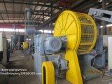 30-80 Ineinander greifen-feine Gummischleifmaschine für den überschüssigen Reifen, der Zeile aufbereitet