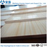 Triplex van de Melamine van de Korrel van Customed van de grootte het Houten van Shandong