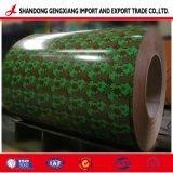 PPGI Prepainted Preço da bobina de aço galvanizado