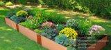 Jardim ambiental base levantada