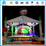 도매 놀이쇠 마개 LED 가벼운 영상을 걸기를 위한 알루미늄 단계 Truss