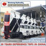 Caminhão de descarga Cilindro hidráulico telescópico