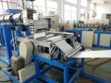ISO9001 de plástico PE Micro-Foamed electrónica camisa máquina de hacer la tapa de la extrusora
