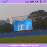 Alquiler exterior Die-Casting Panel de pantalla LED para la pantalla de fábrica (P5, P8, P10)
