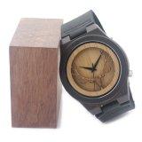 جديد [إنفيرونمنتل بروتكأيشن] اليابان حركة خشبيّة نمو ساعة [بغ429]