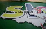 2018 свинца пенопластовый лист из ПВХ для входа и оформлением Materils