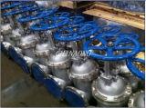Valvola industriale della valvola a saracinesca della valvola della centrale elettrica dell'ANSI