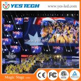 스크린 가격을 광고하는 중국 제조자 옥외 LED