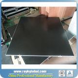 Verticales plegables de aluminio inteligente Smart etapa No Plataforma deslizante