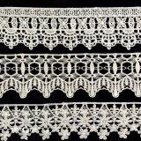 ふさのスカートの端/DIYの服のアクセサリL133のためのまつげポリエステルレースのトリム