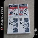 Imperial Bridge Size PVC Poker pour grand indice