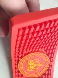 주문 Eco-Friendly 고품질 선전용 선물 PVC 바 매트