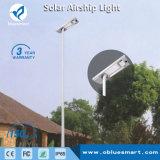 Bluesmart 80W Integrated Solar LED Lámpara de jardín de la calle para África