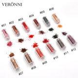 Il migliore luccichio popolare dell'ombretto di scintillio dell'ombretto del pigmento di colori di Veronni 12 slaccia l'ombretto