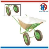 금속 손 트롤리 2 바퀴 바퀴 무덤 (WB6404A)