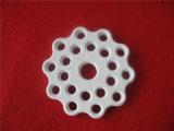 Porous 22-50holes Refractory Mullite Ceramic Disc