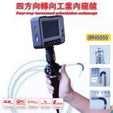 Bewegliche Industrie-videobereich mit Artikulationen der Spitze-4-Way, 5.5mm Objektiv-Durchmesser, Monitor Size4.5 Inche