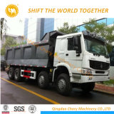 HOWO 371HP 12 바퀴 덤프 트럭 Sinotruk 덤프 트럭 가격
