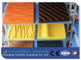 Customized 3D as fibras de poliésteres do painel de parede e teto