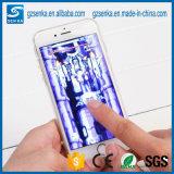 360 caja transparente ultra fina del teléfono del grado Front+Back TPU para el iPhone 7