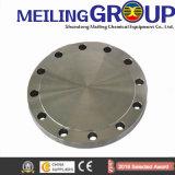 Bride de feuille de tube d'échangeur de chaleur acier d'acier du carbone d'Atsm/allié pour l'énergie électrique