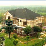 Galvalume c-Sectie het Frame van de Structuur van het Staal voor Geprefabriceerd Modulair Huis