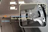 최신 접착제에게 의무적인 바인더 주 책 기계를 하는 440mm 길이 60mm 간격 노트북