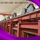 Catena del ghisa del trasportatore per industria di metallurgia