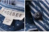 オンラインでPhoebeeの子供の衣服の女の子の服の子供の摩耗