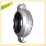 Ss304 accoppiamento Grooved rapido idraulico fluido flessibile del dado di bullone del tubo Ss316