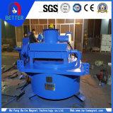 Separatore elettromagnetico a circolazione forzata del minerale metallifero dell'olio di Rcdeb per il grandi impianto termoelettrico/miniera