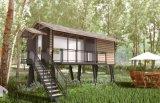 Напольная древесина и пластичная составная миниая Prefab дом