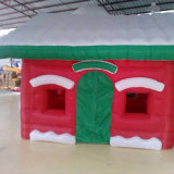 Het opblaasbare Huis van Kerstmis voor Decoratie (Cs-052)