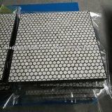 Fodera di ceramica di gomma composita di usura per industria aggregata
