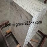 Preço grande de mármore barato de mármore branco da telha de Volakas