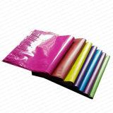 Anuncios publicitarios polivinílicos de envío polivinílicos coloreados del correo de los bolsos del color de rosa gris del bolso