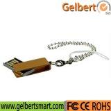De Aandrijving van de Flits van de Wartel USB van het metaal voor Gift