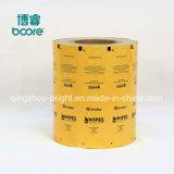PE van de Folie van het aluminium de Verpakking van het Document voor de Zwabber van de Alcohol/Nat veegt/Koel afveegt af