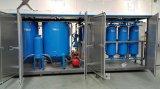 전체적인 작업 단위 진공 변압기 기름 여과 재생 플랜트