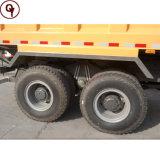 China Sinotruk HOWO T5g volcado pesado camión volquete Steyr