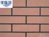 Hualong imitent l'enduit de brique pour le mur de décoration