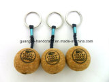 New Cork Keychain Fashioned