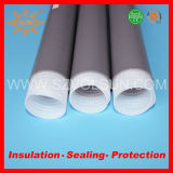 Protección conector de cable coaxial de caucho de silicona en frío tubo retráctil